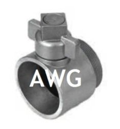 AWG adapters bs 336 female with bsp male thread